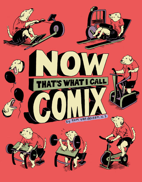 Now That's What I Call Comix, Vol. 1