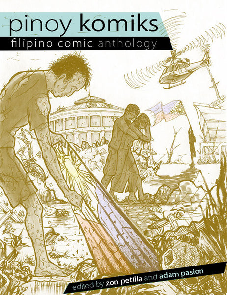 Pinoy Komiks: An Anthology of Filipino Indie Comics