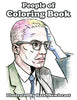 People Of Coloring Book