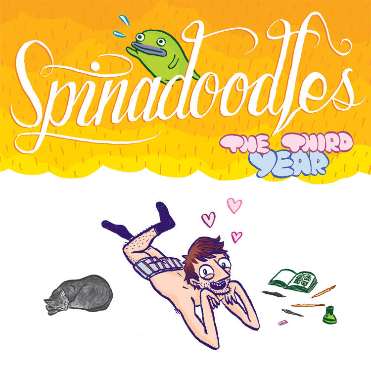 Spinadoodles: The Third Year