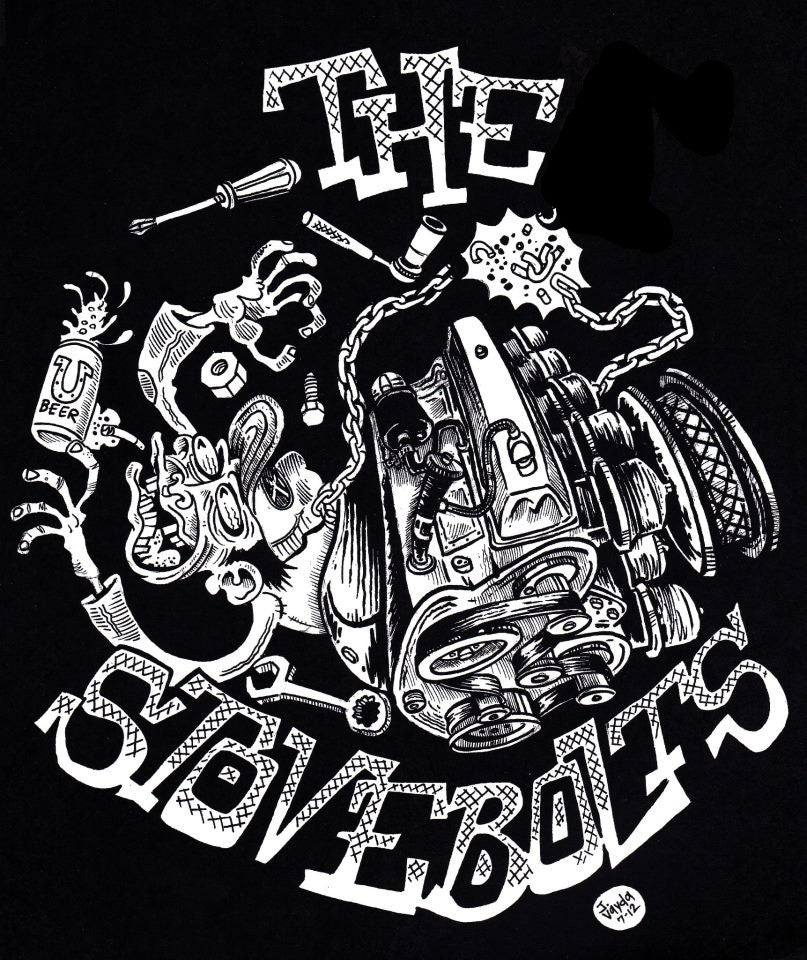 Stovebolts t-shirt