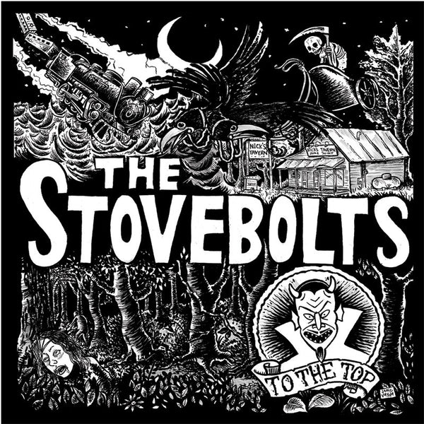 "The Stovebolts ""To The Top"" CD"
