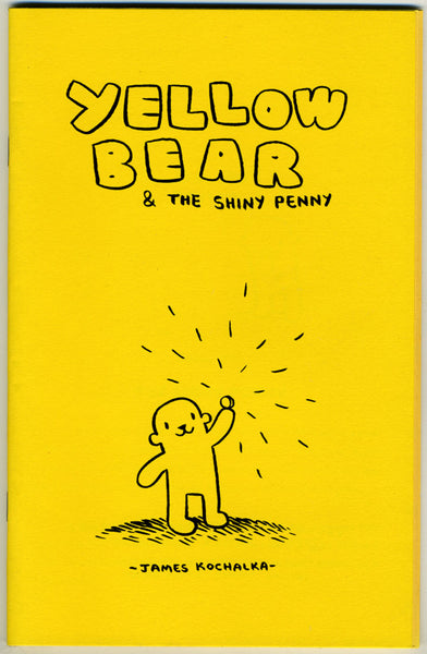 Yellow Bear & The Shiny Penny