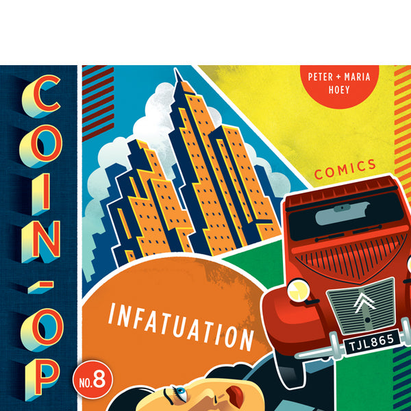 Coin-Op #8: Infatuation