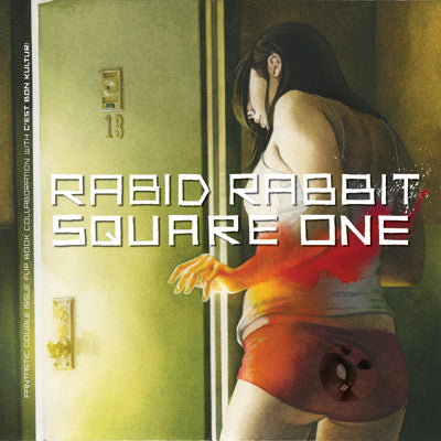 Rabid Rabbit #13 / C'est Bon Kultur #14 (Square One)