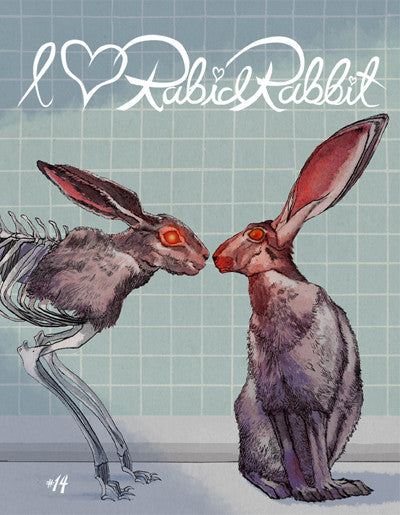 Rabid Rabbit #14 (Love)