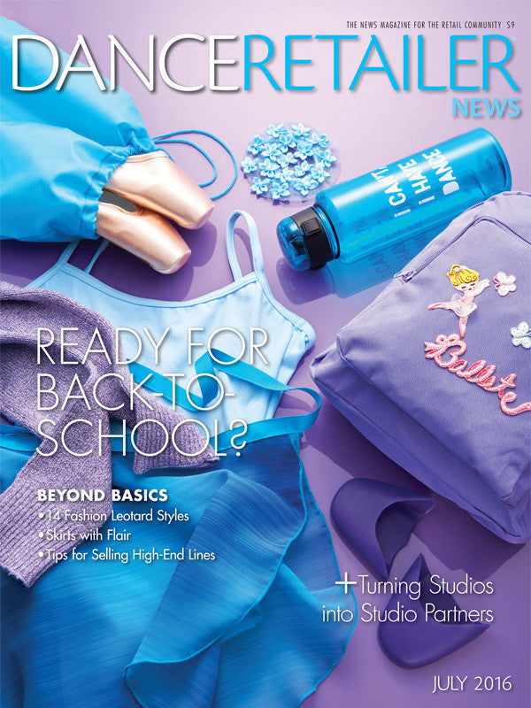 Dance Retailer News July 2016