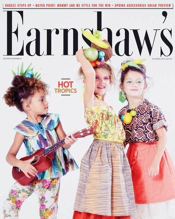 EARNSHAW'S OCTOBER 2014