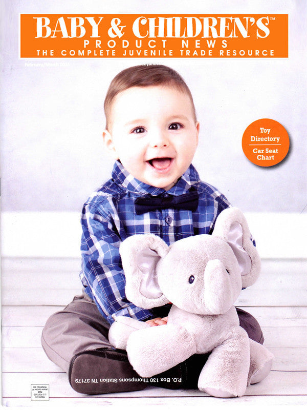 BABY AND CHILDREN'S PRODUCT NEWS FEB/MARCH 2015