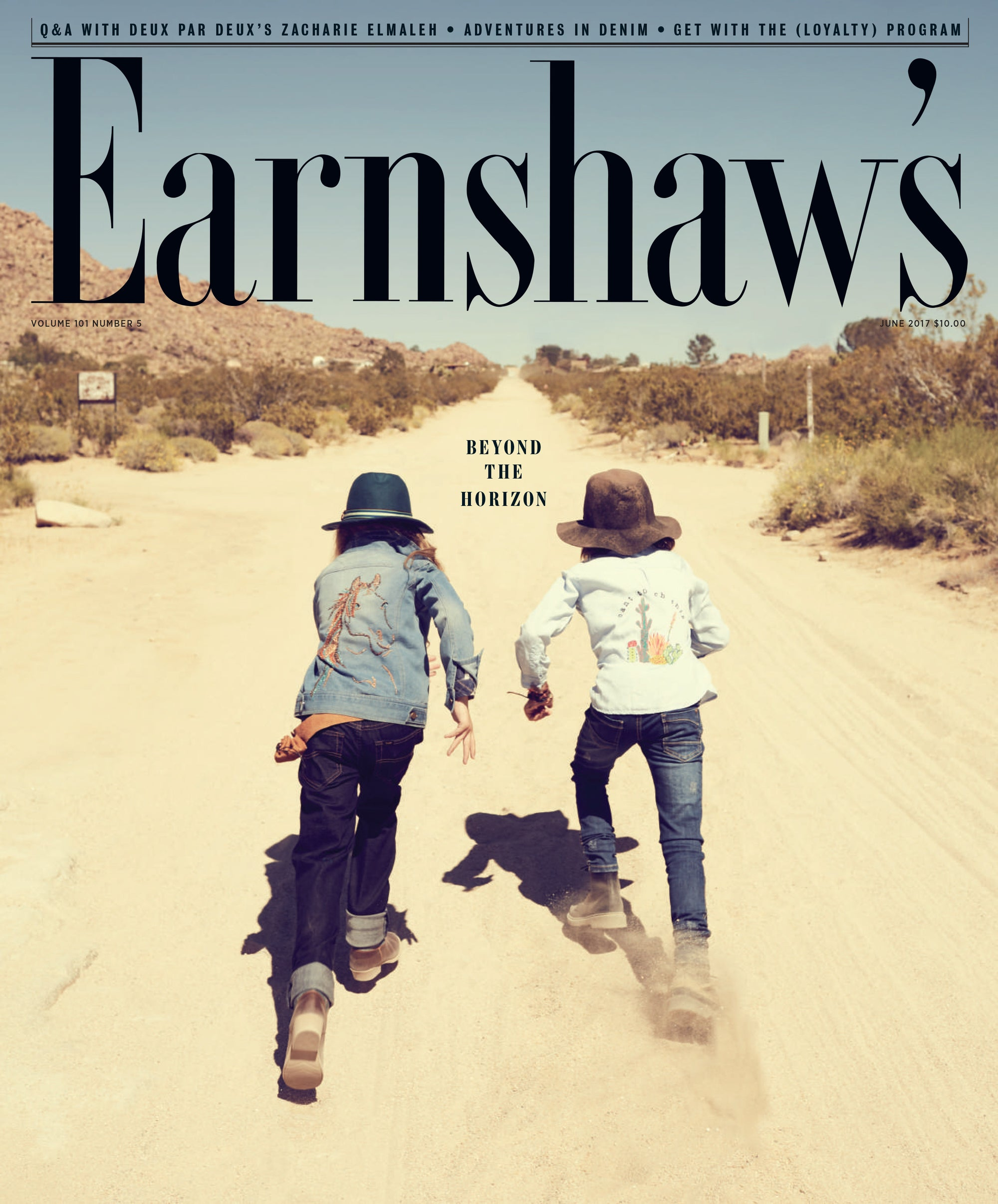 Earnshaw June 2017 Cover