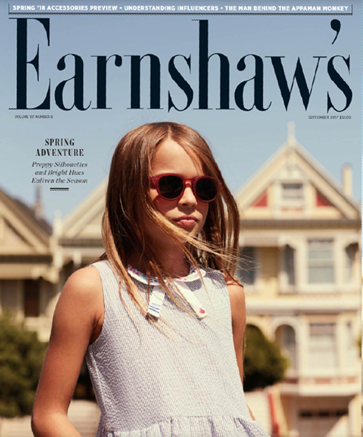 Earnshaw's September 2017
