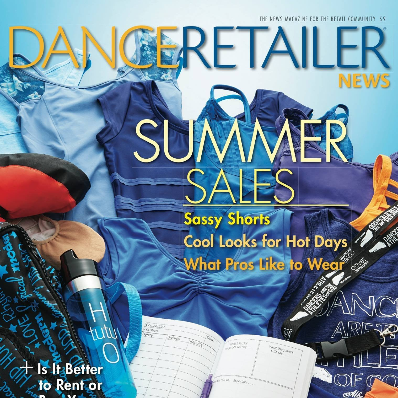 Dance Retailer News - April 2017