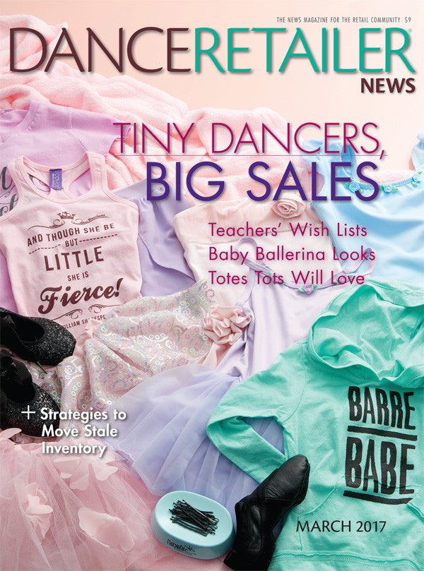 Dance Retailer News - March 2017
