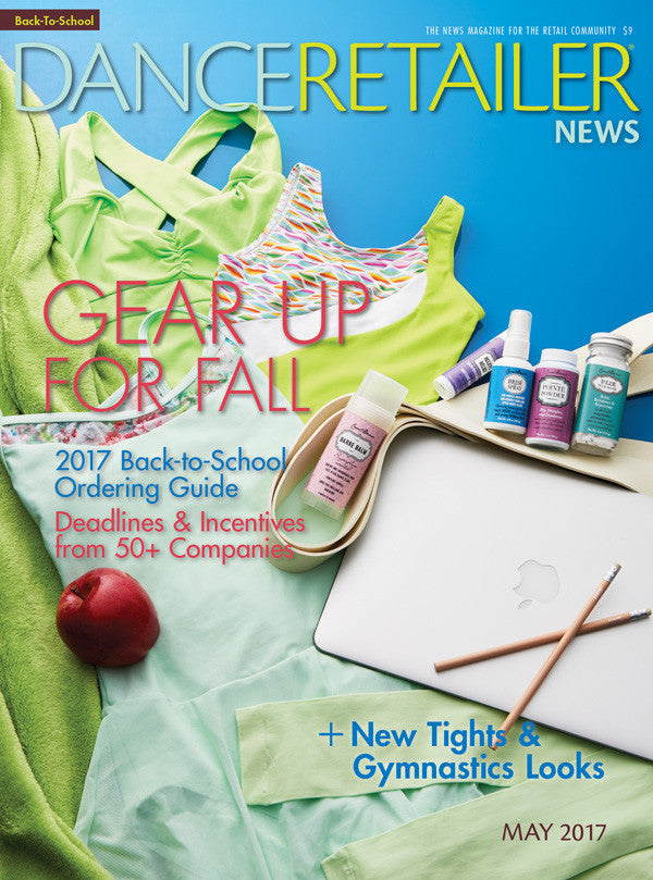 Dance Retailer News - May 2017