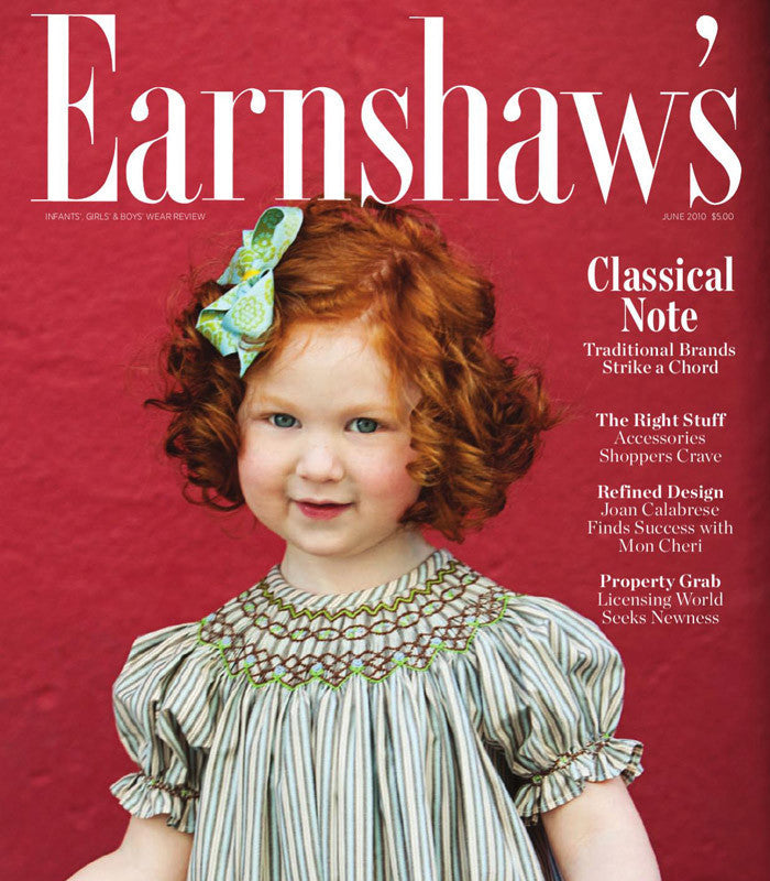 EARNSHAW'S JUNE 2010