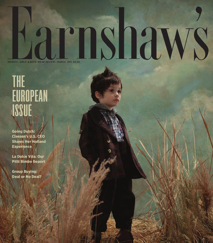 EARNSHAW'S MARCH 2011