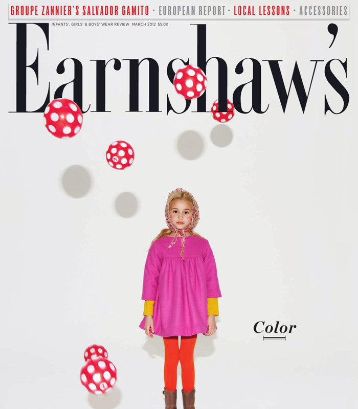EARNSHAW'S MARCH 2012
