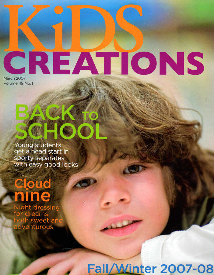 KIDS CREATIONS MARCH 2007
