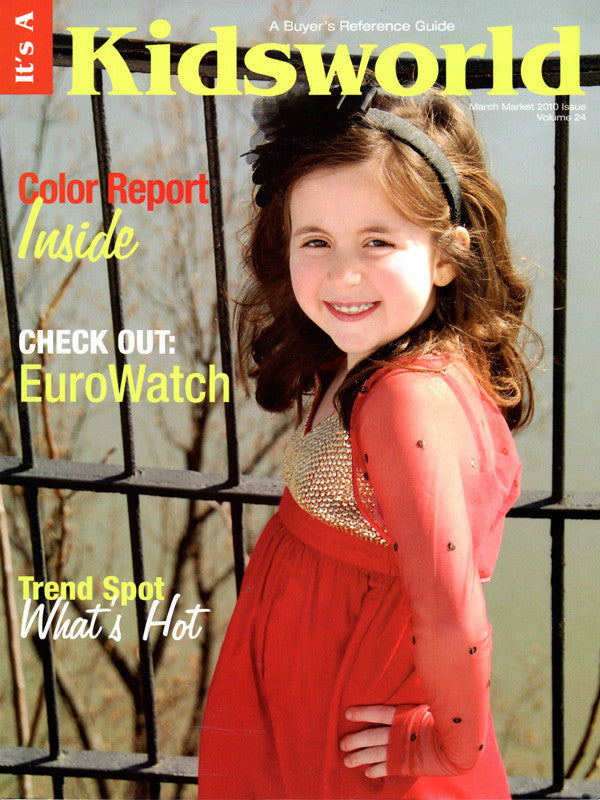 It's a Kidsworld March 2010