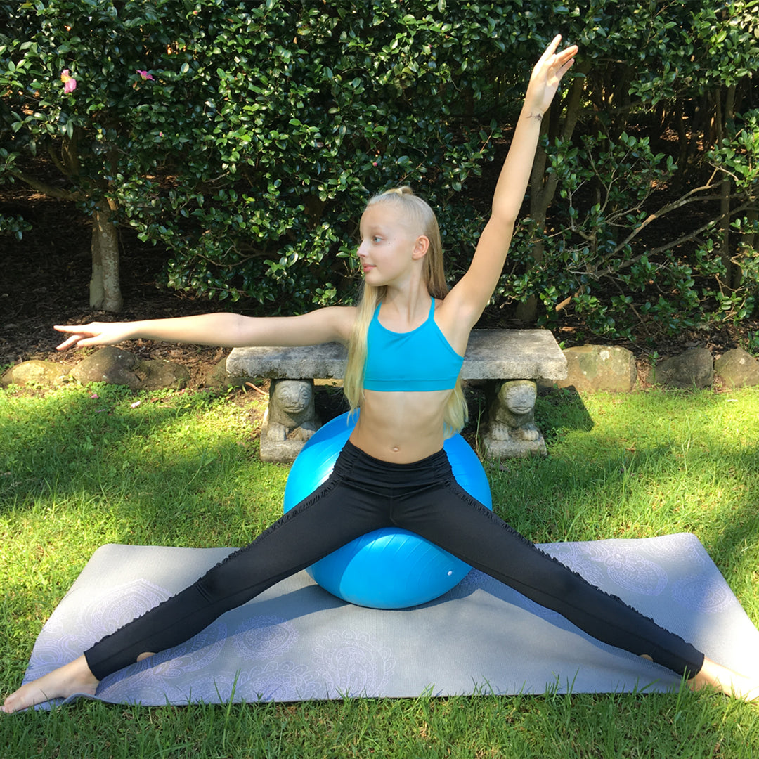 Why Kids Should Start Yoga at A Young Age