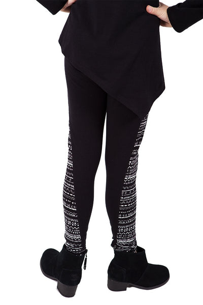 Helene Studded Top + Printed Legging Set