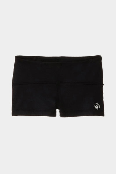 Basic Activewear Mini Shorts