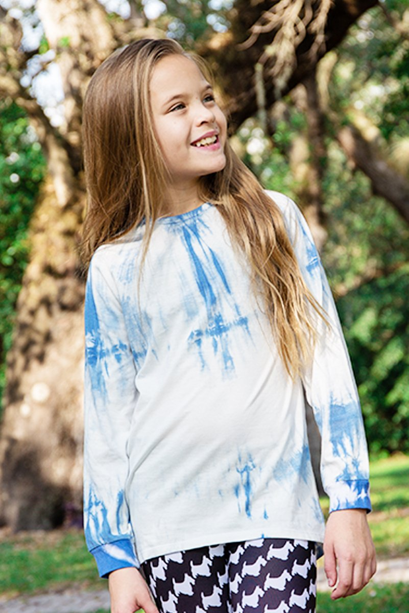Morag - Tie Dye Long Sleeve
