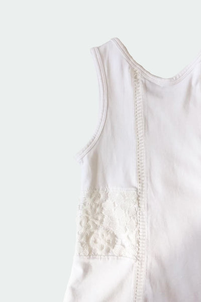 NOAH - LACE DETAIL TANK TOP