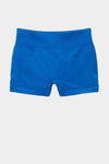 Active Gear Mini Shorts - Blue