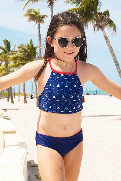 TRISH  - REVERSIBLE TANKINI