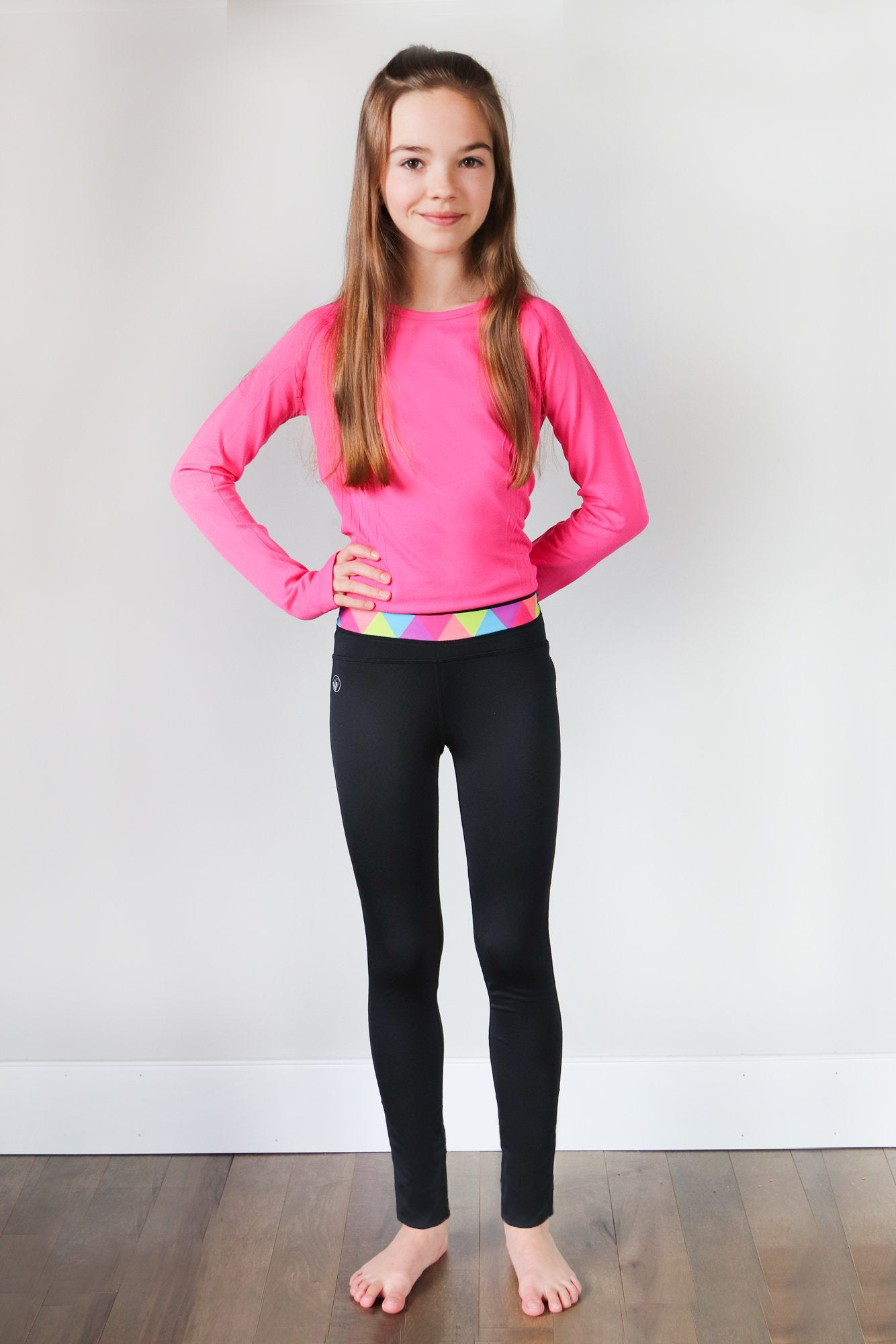 On The Run - Full Length Adjustable Activewear Leggings