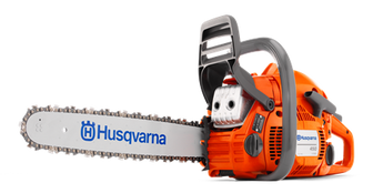 husqvarna 450 chainsaw | superXpower