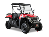 Hisun Sector 250 UTV at Minnesota Hisun Dealer Super X Power