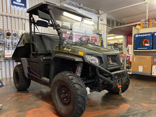 Hisun 48 Volt Electric Sector E1  4x4 UTV  MODEL YEAR CLOSEOUT