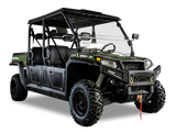 Hisun Sector 1000 Crew Side X Sides, UTV Dealer in Minnesota Super X Power color: green