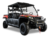 Hisun Sector 1000 Crew Utility UTV  color: Red at Hisun Dealer Super X Power in Minnesota