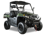 Hisun Dealers in Minnesota Sector 550 color Green Side by Sides UTV