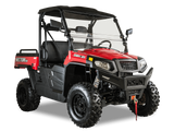 Hisun 550 Sector Side by Side UTV Color Red in Minnesota
