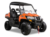 Hisun Strike 550 UTV Side by Side  Colors