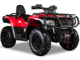 Hisun Tactic 1000 EFI ATV at Super X Power a Hisun ATV Dealer in Minnesota