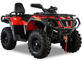 Hisun Tactic 550 EFI ATVs available at Super X Power in Milaca Minnesota