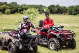 Hisun Tactic 750 ATV made for 2 people or person riding