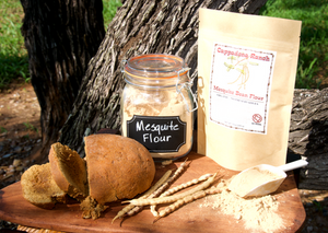 Don't Forget Your Superfood: Mesquite Bean Flour