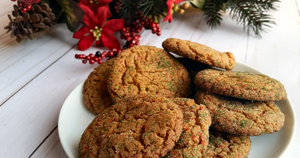 Enjoy These 2 Christmas Cookie Recipes With a Mesquite Bean Twist