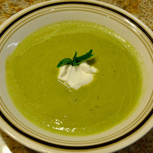 Texas Green Pea Soup
