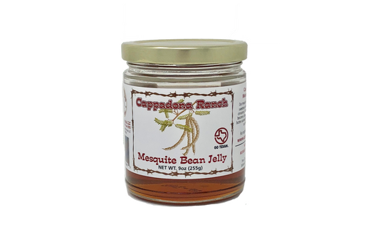 Cappadona Ranch Mesquite Bean Jelly - Cappadona Ranch: Mesquite Jelly
