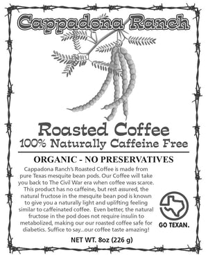 Cappadona Ranch Mesquite Roasted Coffee - Cappadona Ranch: Mesquite Jelly