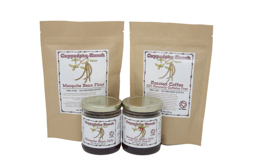 Platinum Gift Bag - Cappadona Ranch: Mesquite Jelly