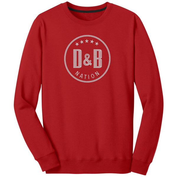 Blinged Out D&B Nation! Unisex L/S