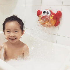 BUBBLE CRAB BABY BUBBLE BATH MAKER